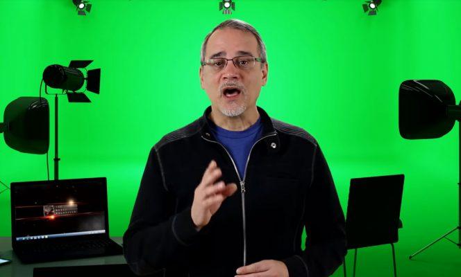 green screen basics